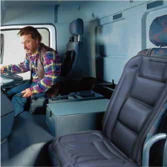 trucker heated seat massage