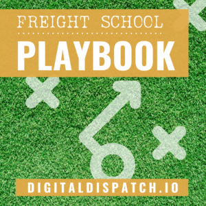 freight school playbook