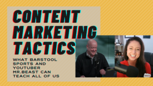 What Barstool Sports and Mr.Beast Can Teach Us About Content Marketing