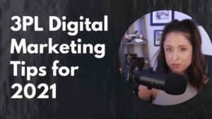 Digital marketing tips for 3PL's to attract new customers and drivers